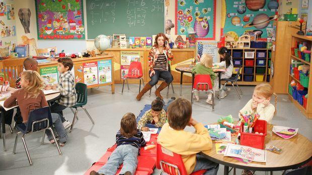 Lily (Alyson Hannigan) erhält einen überraschenden Anruf: In zwei Monaten kön...
