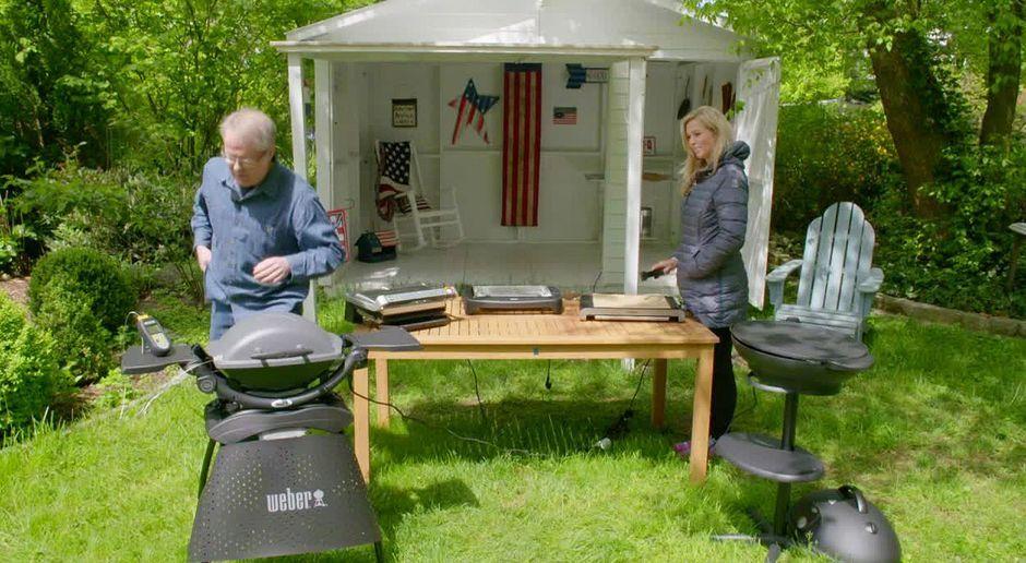 Bester Elektrogrill Aller Zeiten : American barbecue: elektrogrills im test