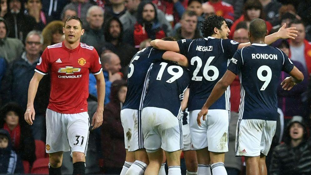 0:1-Niederlage: Manchester United sichert City den Titel - Bildquelle: AFPSIDPaul ELLIS
