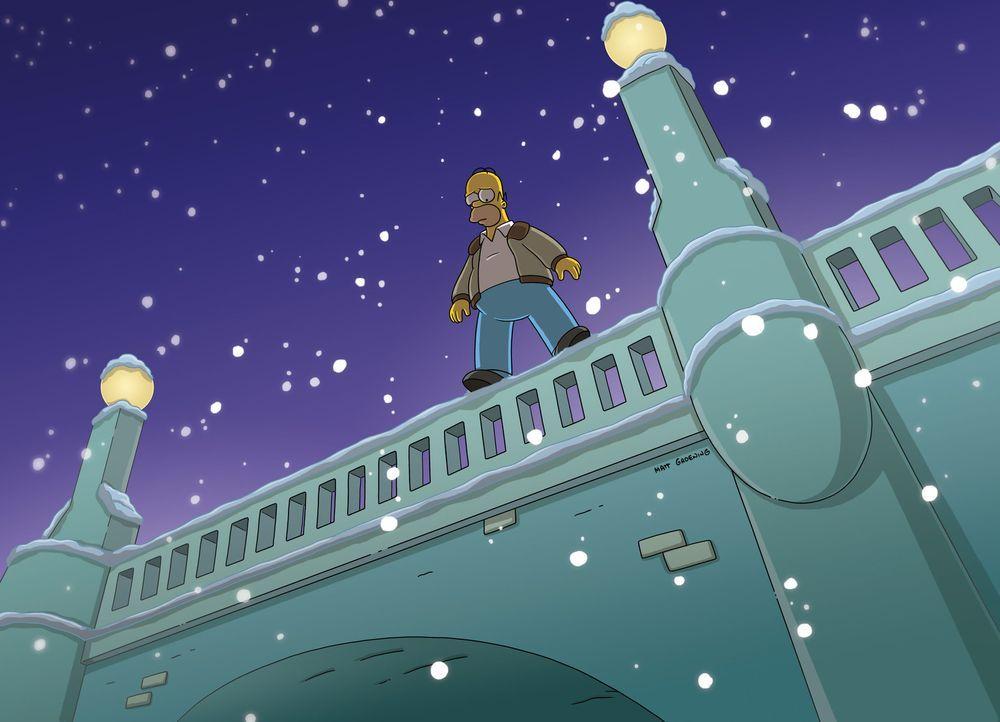 Was hat Homer nur vor? - Bildquelle: und TM Twentieth Century Fox Film Corporation - Alle Rechte vorbehalten