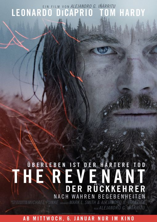 The-Revenant-20th-Century-Fox - Bildquelle: 20th Century Fox