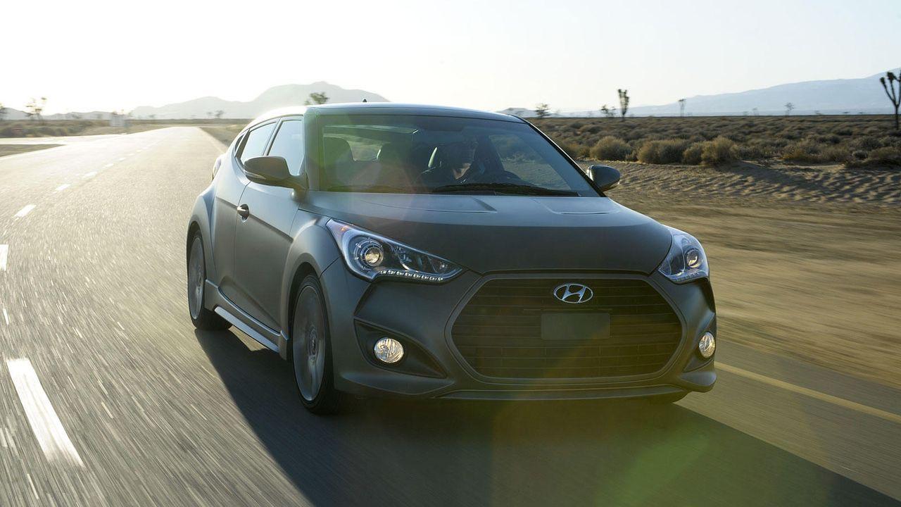 Hyundai Veloster Turbo - Bildquelle: Hyundai