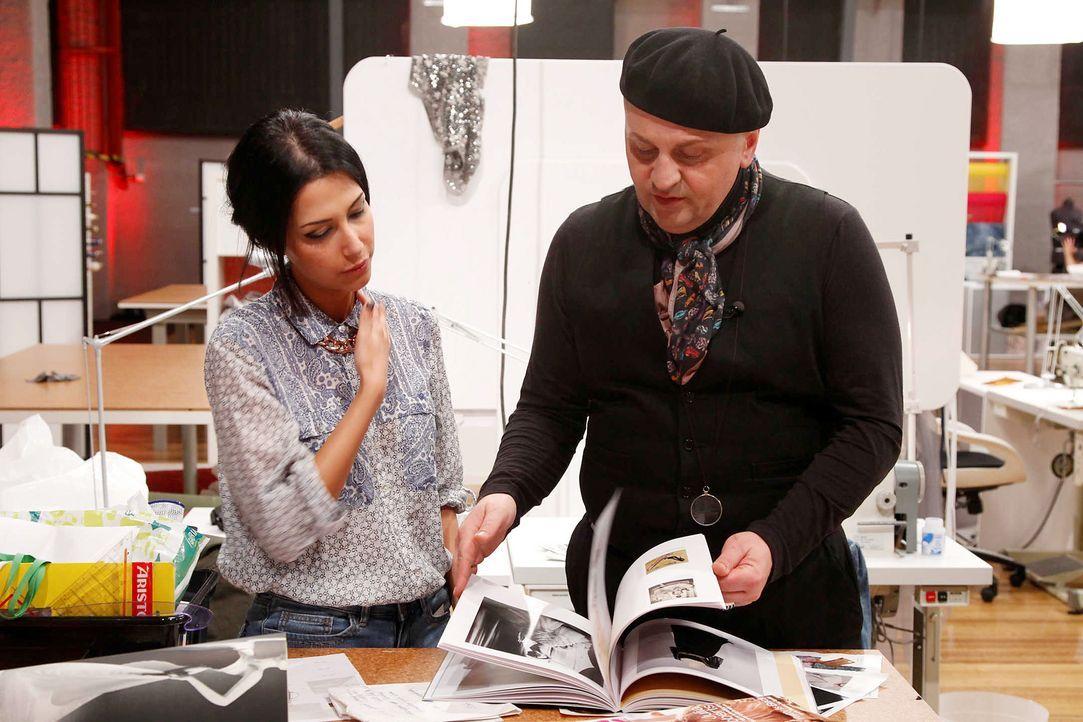 Fashion-Hero-Epi05-Atelier-07-ProSieben-Richard-Huebner - Bildquelle: Richard Huebner