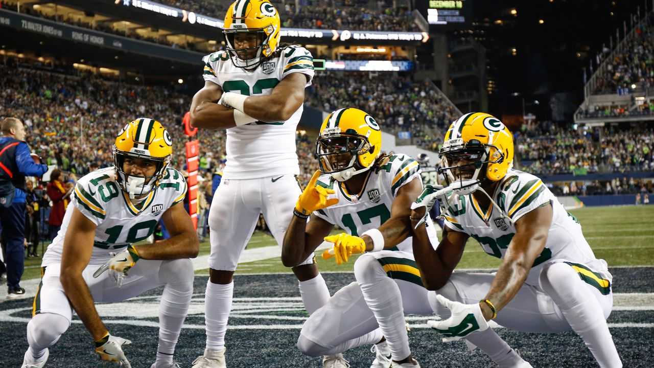 Green Bay Packers (4-6-1) - Bildquelle: 2018 Getty Images