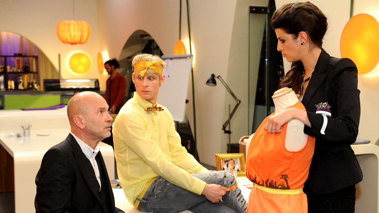 Anna-und-die-Liebe-Folge-719-03-Sat1-Oliver-Ziebe - Bildquelle: Sat.1/Oliver Ziebe