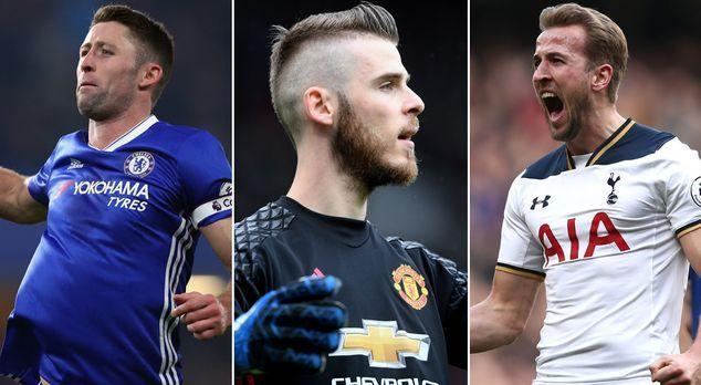 PFA: Das Premier-League-Team des Jahres 2017 - Bildquelle: Getty Images