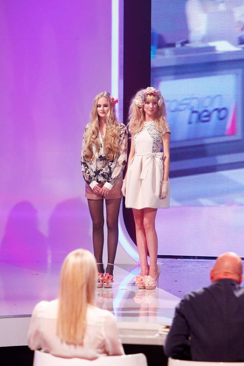 Fashion-Hero-Epi05-Show-39-ProSieben-Richard-Huebner - Bildquelle: Richard Huebner