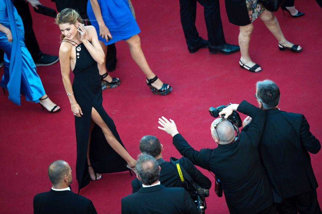 Cannes-Film-Festival-Doutzen-Kroes-15-05-20-AFP - Bildquelle: AFP