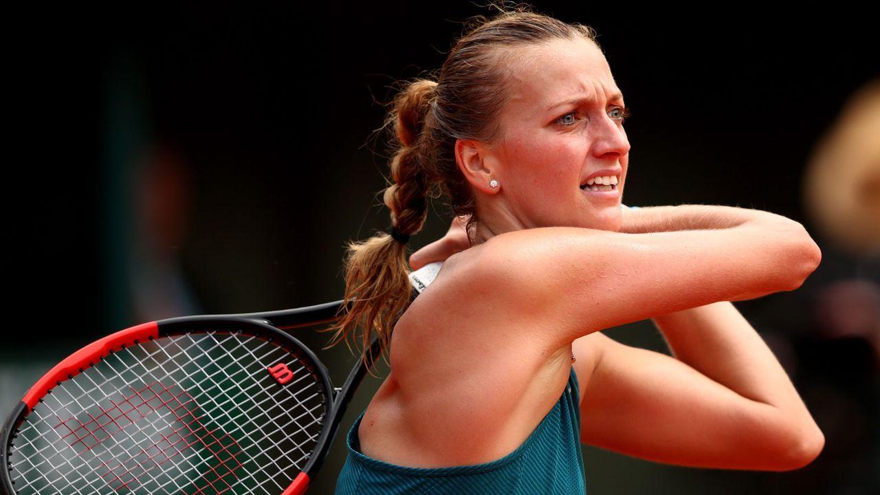 Petra Kvitova (Tschechien) - Bildquelle: 2018 Getty Images