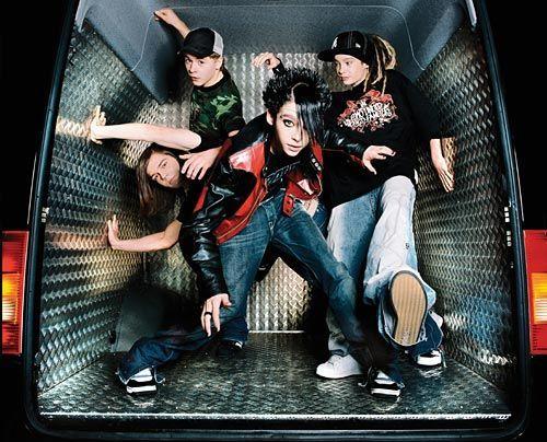 Bildergalerie Tokio Hotel | Frühstücksfernsehen | Ratgeber & Magazine - Bildquelle: Thomas Rabsch - Universal Music