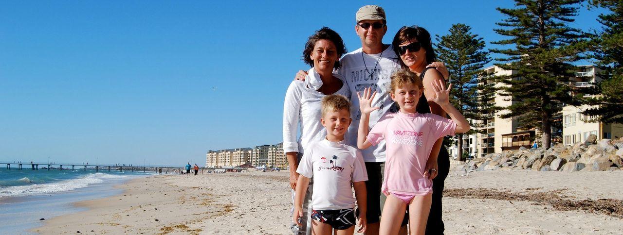 Simone und Christian Burkhardt haben vor sieben Jahren alles in Deutschland zurückgelassen. Mit Tochter Christina und nur zwei Koffern sind sie nach... - Bildquelle: kabel eins