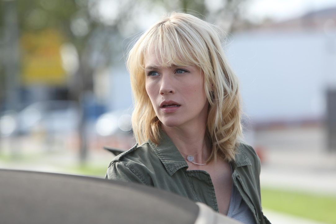 Verdreht Phil sofort den Kopf: Melissa (January Jones) ... - Bildquelle: 2015 Fox and its related entities.  All rights reserved.