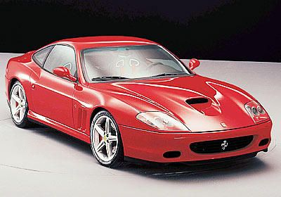 Platz 13: Ferrari 575M Maranello - Bildquelle: Ferrari