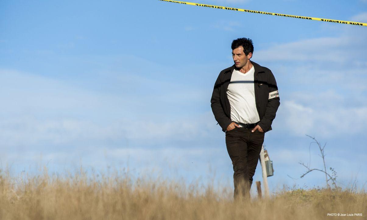 Ein ungewöhnlicher Tatort wartet auf Lucas (Franck Sémonin) und das Team ... - Bildquelle: Jean Louis PARIS