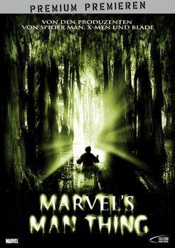 Marvel's Man-Thing - Marvel's Man Thing - Plakatmotiv - Bildquelle: Falcom Me...