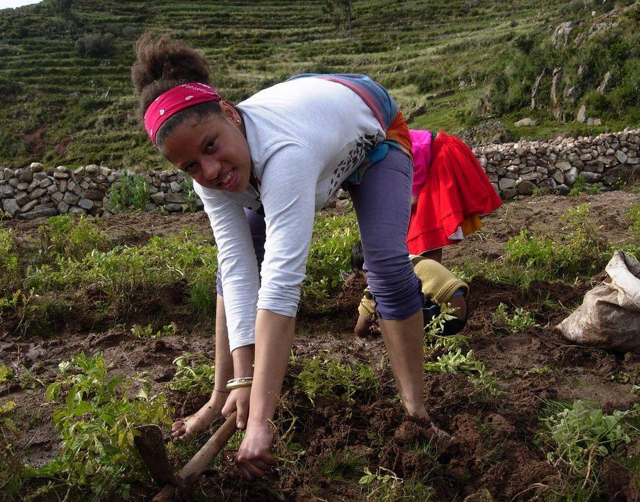 Die 15-jährige Hauptschülerin Antonia kifft und hat auch schon Koks und Speed genommen. Wird das Mädchen auf der Insel Taquile endlich zur Vernun... - Bildquelle: kabel eins