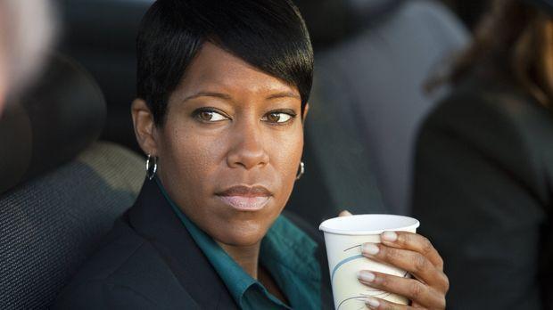 Ihre neue Partnerin dominiert Detective Lydia Adams (Regina King) in jeder Hi...