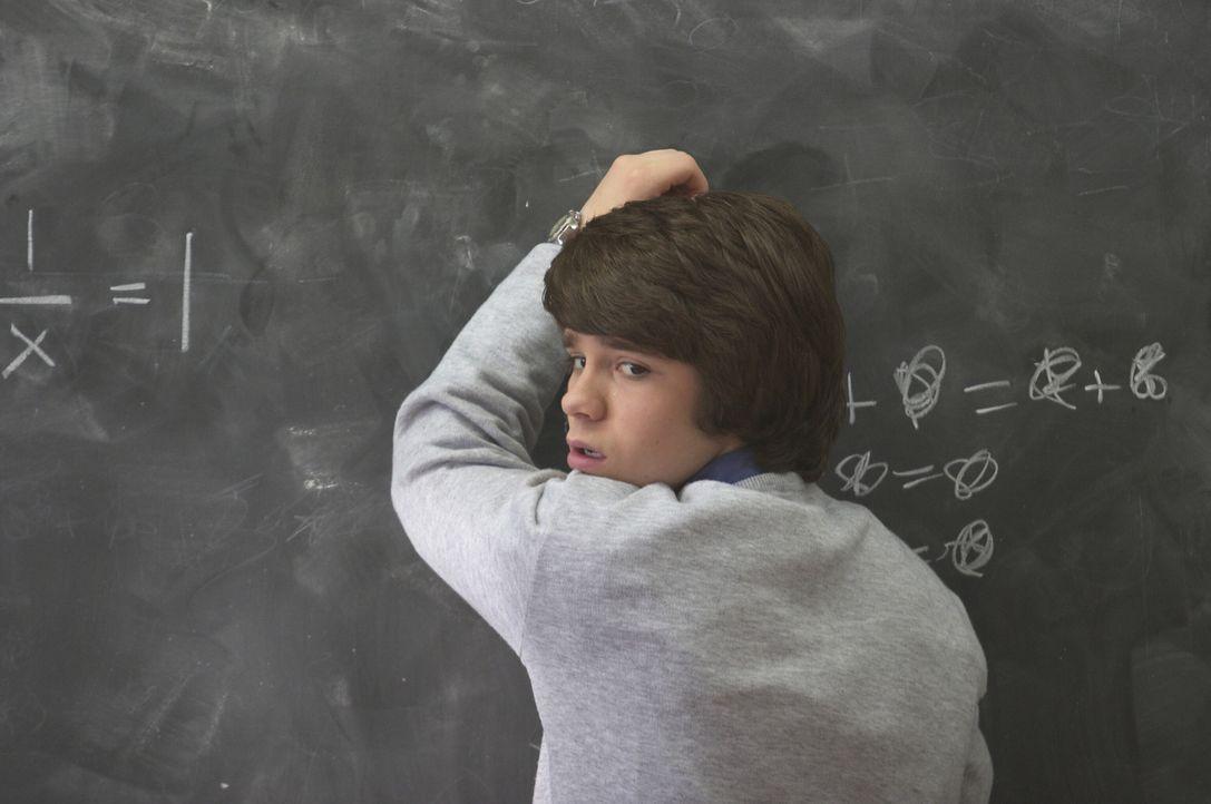 Um bei seinen neuen Mitschülern besser anzukommen, rät ihm der Schulpsychologe Mike zu lügen. Doch wird das Sams (Ryan Pinkston) Probleme wirklich l... - Bildquelle: New Line Cinema