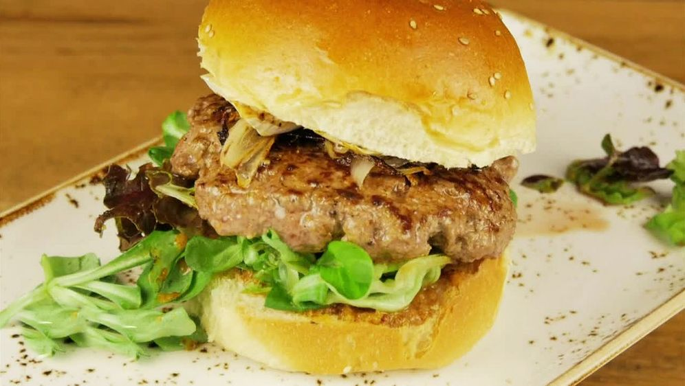 Frankreich-Burger