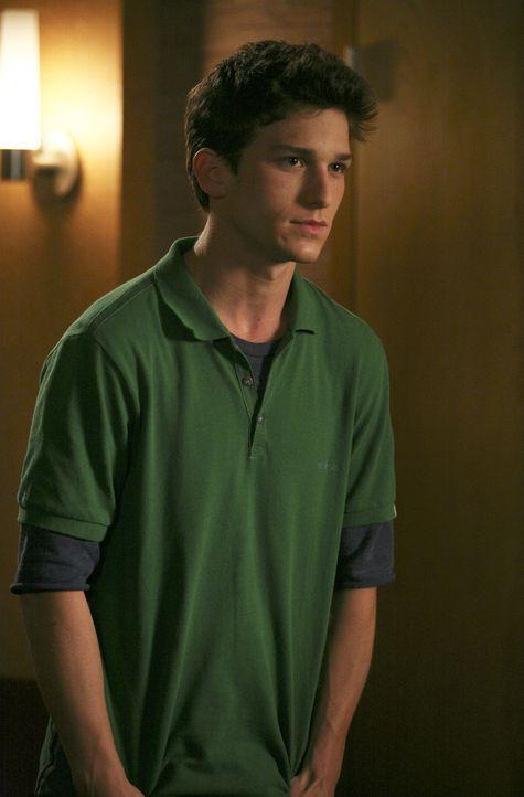Die Gerüchteküche brodelt und nun ahnt auch Ricky (Daren Kagasoff), dass Amy von ihm schwanger ist... - Bildquelle: ABC Family