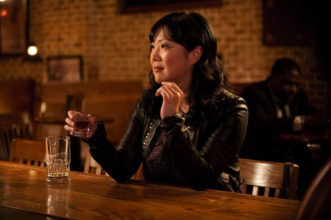 Gemeinsam übernehmen Grayson und Teri (Margaret Cho) die Verteidigung ihrer Kollegin Kim. Ihr wird vorgeworfen, einen ihrer ehemaligen Assistenten... - Bildquelle: 2009 Sony Pictures Television Inc. All Rights Reserved.
