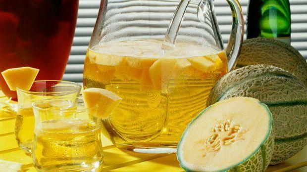 Silvesterbowle ohne Alkohol_Pixabay