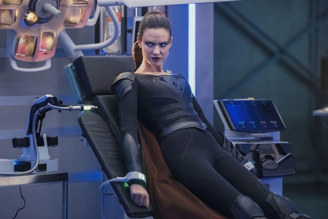 Können Supergirl und ihre Freunde Sam alias Reign (Odette Annable) tatsächlich noch retten? - Bildquelle: 2017 Warner Bros.