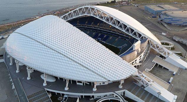 3. Fisht-Stadion (Sotchi)