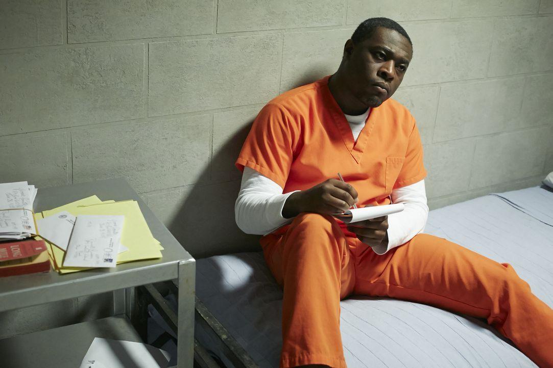 Im Todestrakt wartet Romell Broom (Samuel Asante, M.) auf seine Hinrichtung. Doch hat er auch die 14-jährige Gloria Pointer getötet? Oder war er in... - Bildquelle: Ian Watson Cineflix 2015