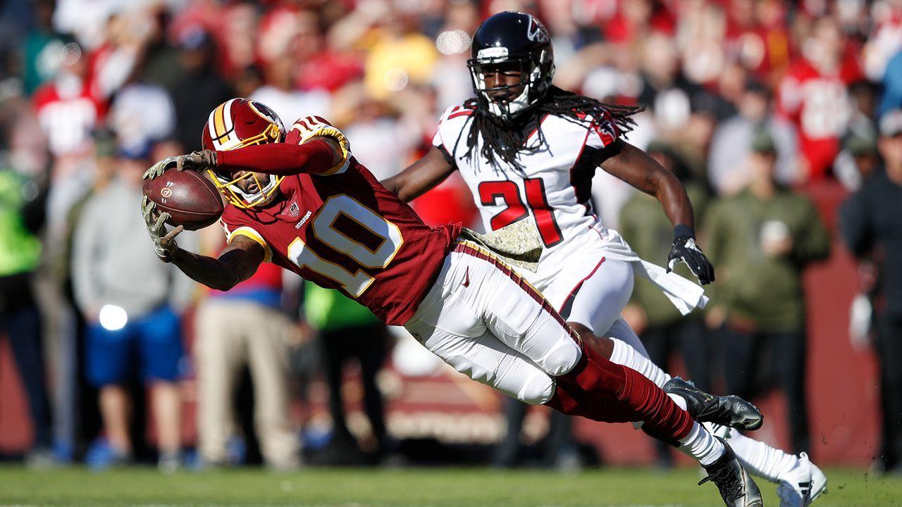 Paul Richardson (Washington Redskins) - Bildquelle: 2018 Getty Images
