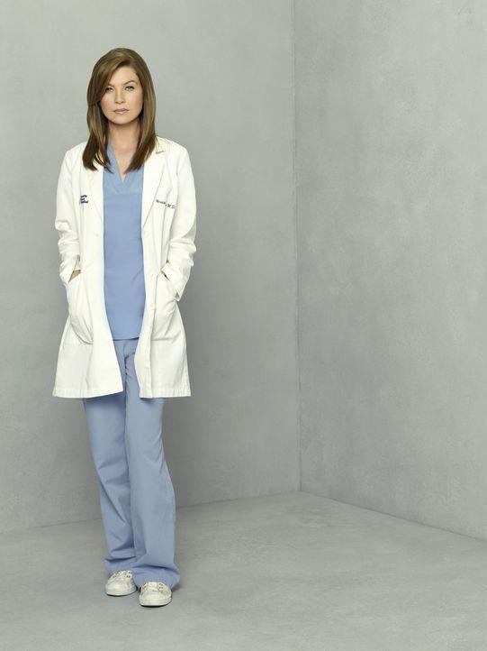 (4. Staffel) - Nachdem Meredith Grey (Ellen Pompeo) ihre Prüfungen bestanden hat, betreut sie selbst Assistenzärzte ... - Bildquelle: Touchstone Television