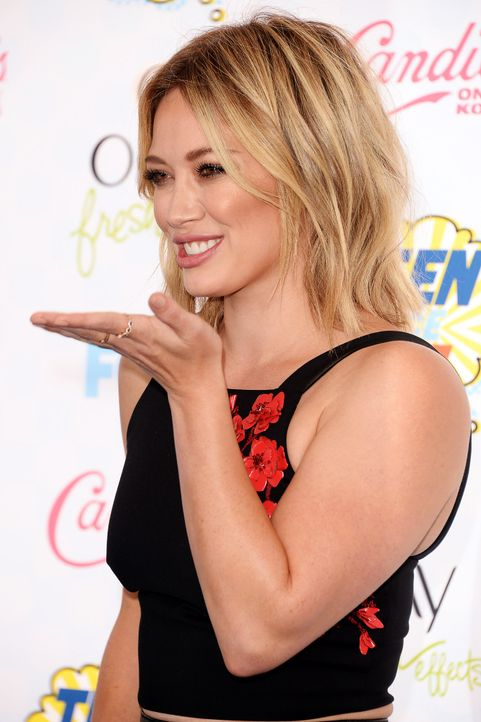 Teen-Choice-Awards-Hilary-Duff-140810-1-getty-AFP - Bildquelle: getty-AFP