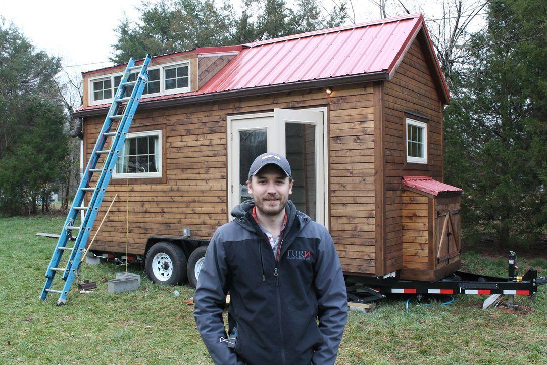 Wie wird Seth auf sein neues, kleines Eigenheim reagieren und können all seine Träume auch wirklich in Erfüllung gehen? - Bildquelle: 2016, HGTV/Scripps Networks, LLC. All Rights Reserved.