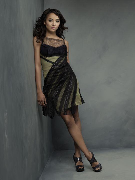 (2. Staffel) - Lässt sich nicht von Elenas böser Doppelgängerin Katherine täuschen: Bonnie (Katerina Graham)... - Bildquelle: Warner Brothers