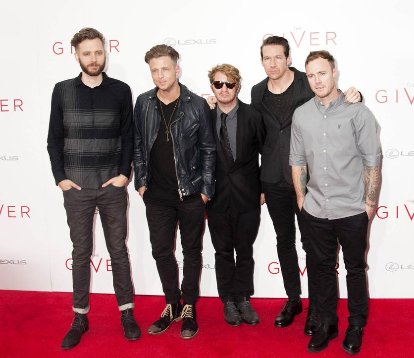 The-Giver-Premiere-NY-One-Republic-14-08-11-WENN-com - Bildquelle: WENN.com
