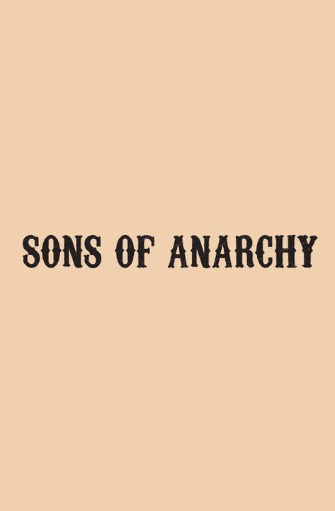 """Sons of Anarchy"" - Logo - Bildquelle: 2008 FX Networks, LLC. All rights reserved."