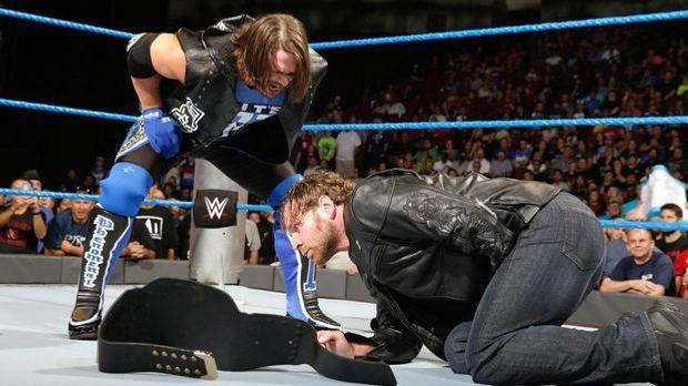 WWE SmackDown vom 16. September