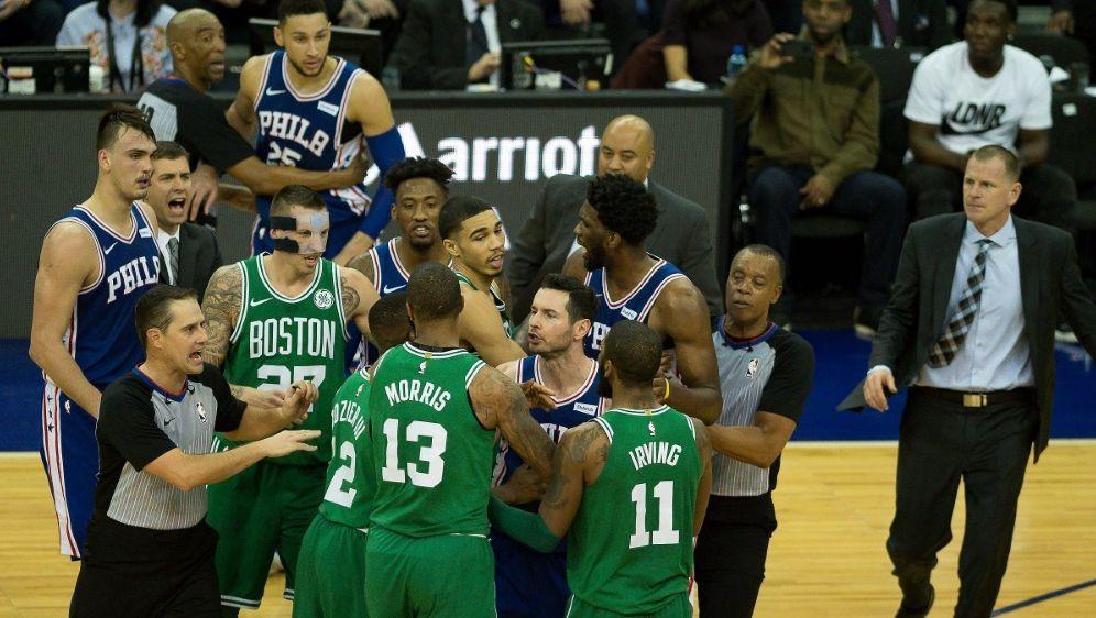 Boston Celtics: Bei dem Verein spielt Jabari Bird - Bildquelle: firo Sportphotofiro SportphotoSID