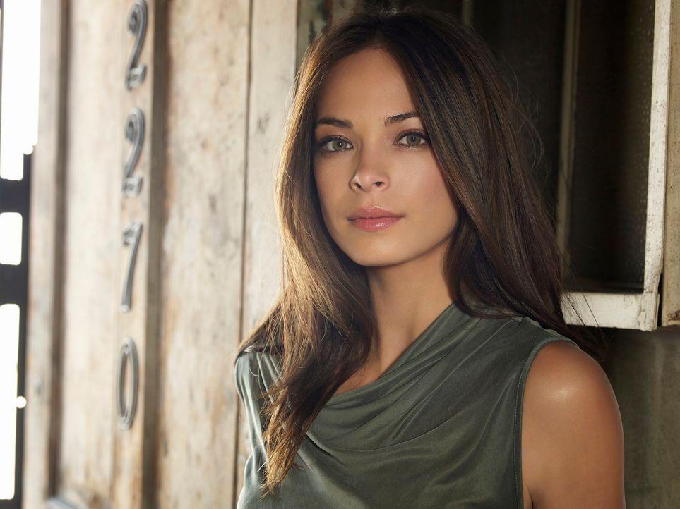 (2. Staffel) - Mit Hilfe von Vincent Keller klärt Catherine Chandler (Kristin Kreuk) so manchen Mordfall auf ... - Bildquelle: 2013 The CW Network, LLC. All rights reserved.