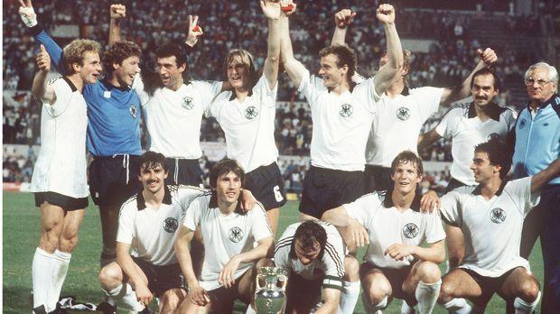 Europameister-1980-dpa © dpa