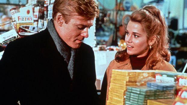 Sogar beim Einkaufen gibt es Stress zwischen Paul (Robert Redford, l.) und Co...