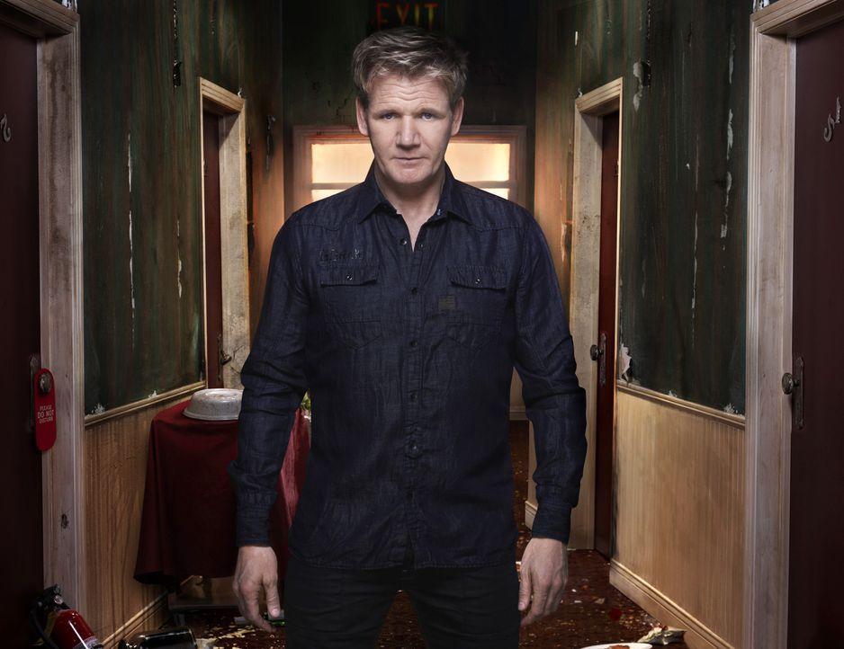 Macht Schluss mit widerlichen Schuppen: Gordon Ramsay ... - Bildquelle: 2012 Fox Broadcasting Co.