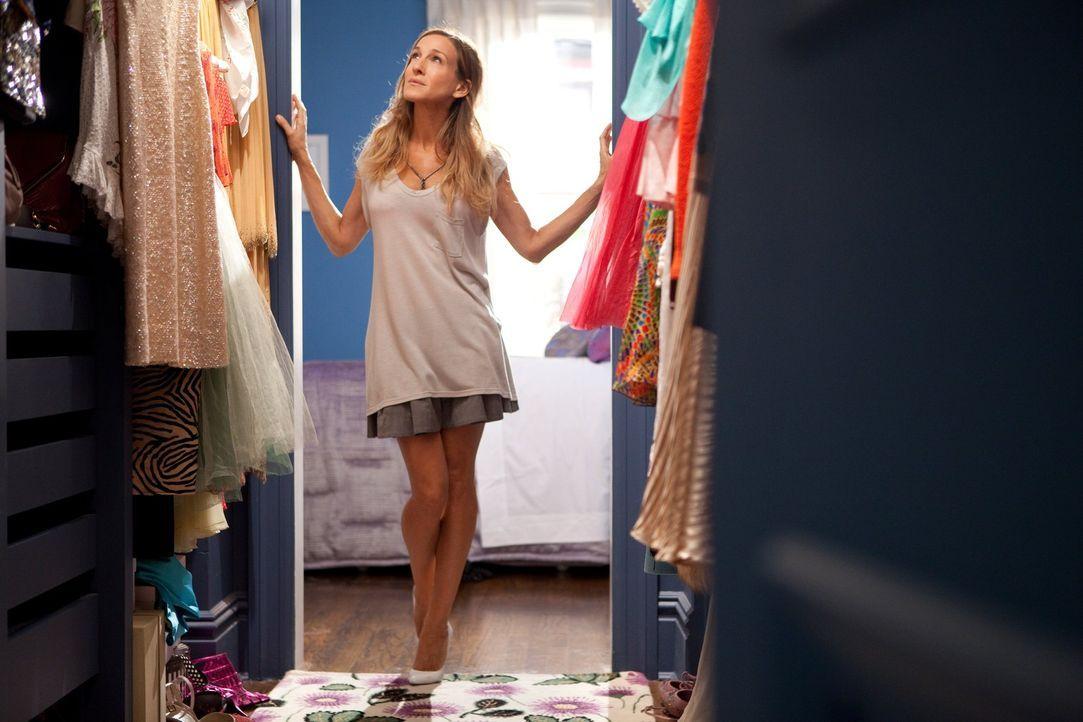 Eigentlich hat Carrie (Sarah Jessica Parker) alles erreicht, was sie sich im Leben vorgenommen hatte. Dennoch ist sie unzufrieden. Da bekommen sie u... - Bildquelle: Warner Brothers