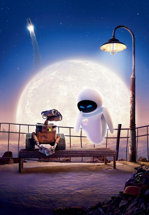 WALL-E - DER LETZTE RÄUMT AUF - Artwork - Bildquelle: Touchstone Pictures