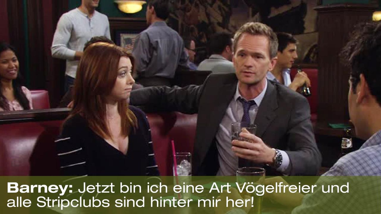 how-i-met-your-mother-zitat-quote-staffel-8-episode-7-stempel-stamp-tramp-1-barney-foxpng 1600 x 900 - Bildquelle: 20th Century Fox