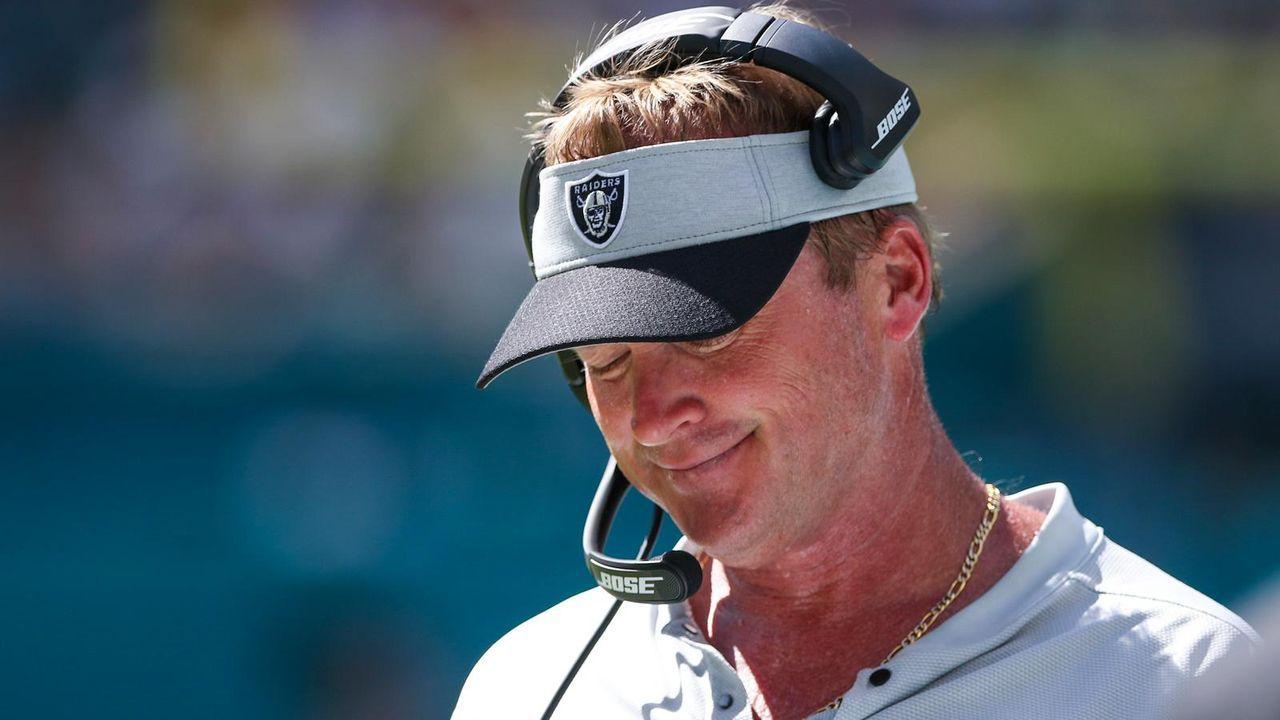Oakland Raiders (2-9) - Bildquelle: Getty