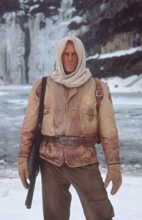 Colonel Hendricksson (Peter Weller) ist Kommandant einer Handvoll Alliance-Soldaten ... - Bildquelle: Columbia TriStar