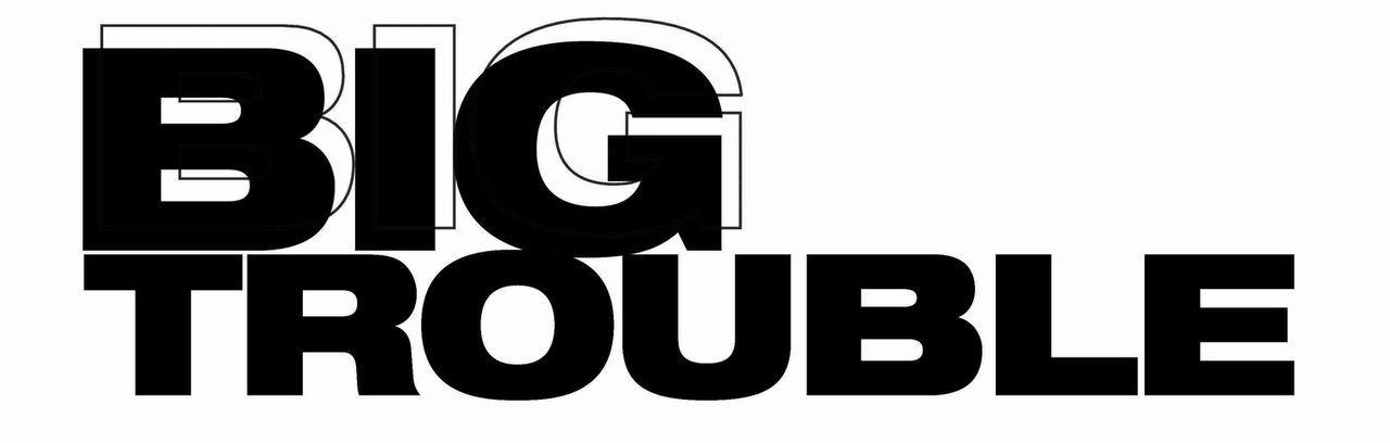 """Logo von """"Jede Menge Ärger"""" - Bildquelle: Touchstone Pictures"""