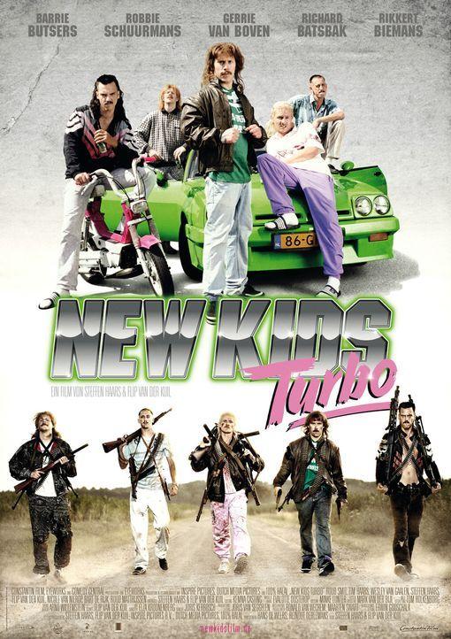 NEW KIDS TURBO - Plakatmotiv - Bildquelle: 2011 Constantin Film Verleih GmbH