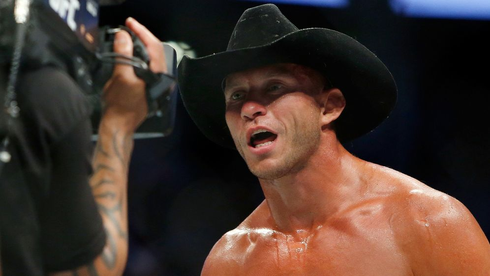 "Donald ""Cowboy"" Cerrone will Conor McGregor vor die Fäuste - Bildquelle: Getty Images"